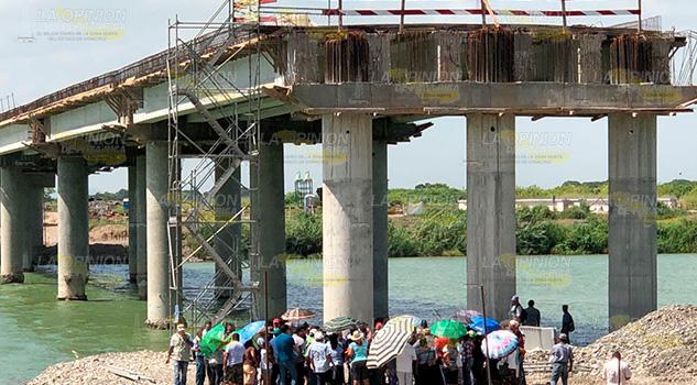 Vuelven Parar Obras Carreteras Tuxpan