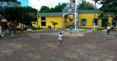 Tihuatlán fuera del programa FORTASEG