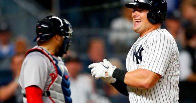 Yankees Apalean Red Sox Niegan Enemigo Corone NY