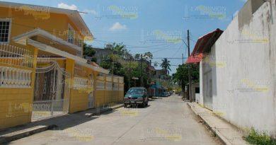 Zona Urbana Álamo Presenta Problemas Referenciales