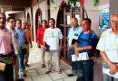 Se manifiestan abogados en el Juzgado Familia en Papantla