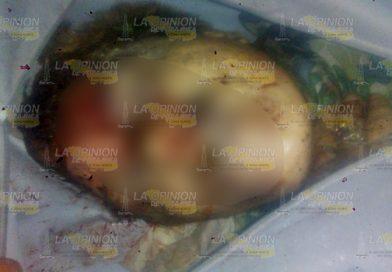 ¡La ejecutaron! Asesinada de varios balazos a orillas de la México-Tuxpan, en Xicotepec