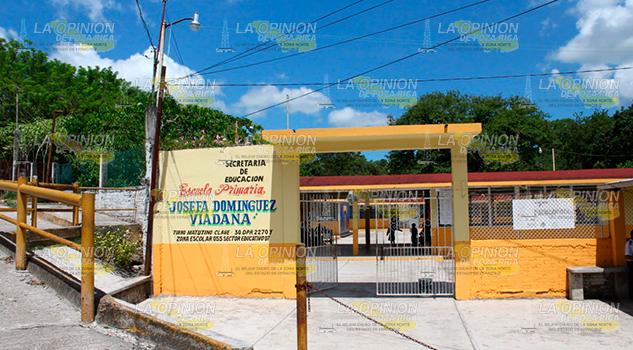 Fraude en primaria, tesorera desapareció con $95 mil pesos