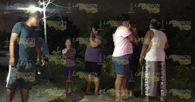 Albañil golpea a su mujer e hijas