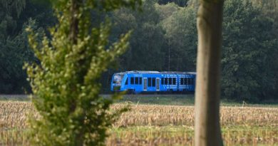 Así funciona el tren de hidrógeno en Alemania, el primero en el mundo