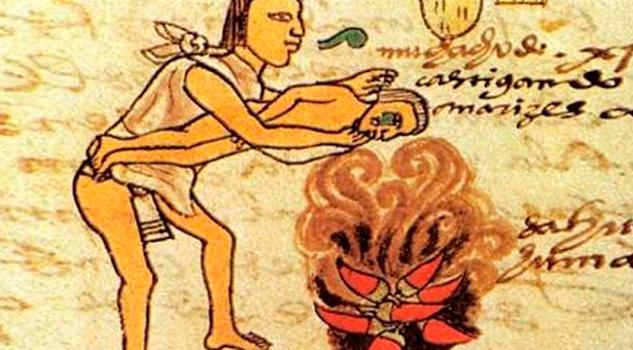 7 Castigos Que Niños Malcriados Recibían Época Prehispánica