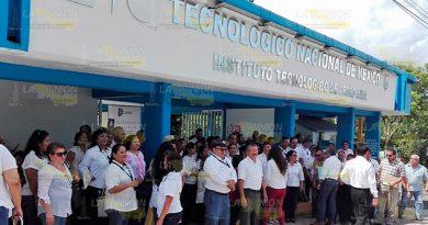 Acéfalo y con paros, cumple 36 años el Tecnológico de Cerro Azul