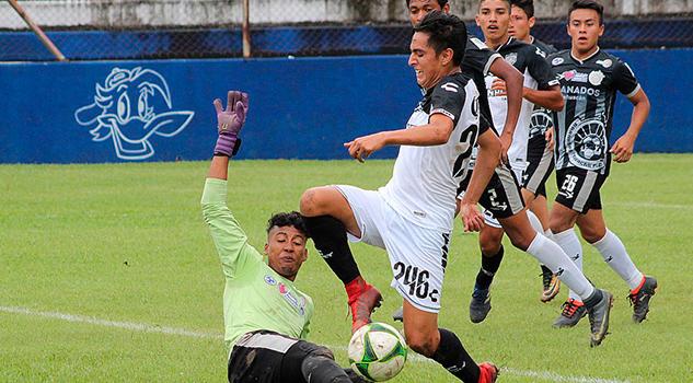 Albinegros golea a Tehuacán y se afianza en el liderato de su grupo