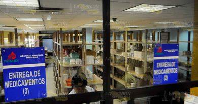 Aumenta demanda de medicinas de control en Pemex