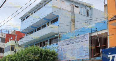 CESUNV Poza Rica Retiene Documentación