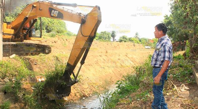 CNA Convertirá Canal Oro Verde Conducto Exclusivo Aguas Pluviales