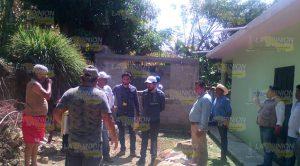 Colocan Sismógrafos Comunidades Benito Juárez Veracruz