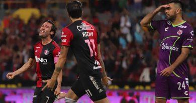 Con el VAR de protagonista, Atlas derrotó 4-3 a Veracruz