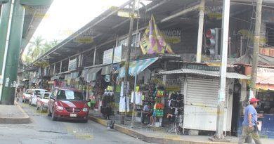Conflicto en puerta por legalización del mercado Paseo de la Burrita