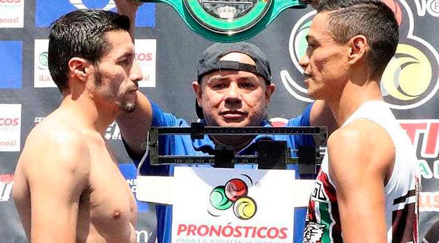 Cumplen Gusano Rojas Jhonny González Con Báscula