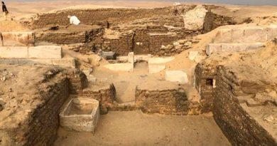 Descubren tumba Guardián de los secretos Egipto