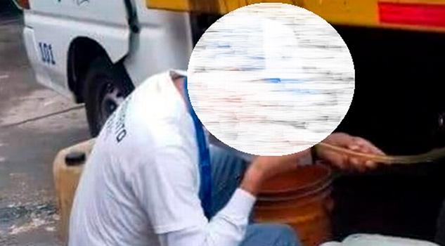 Despedidos del Ayuntamiento Veracruz Presunto Robo Combustible