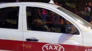 Ejecutan taxista varios impactos bala Pánuco