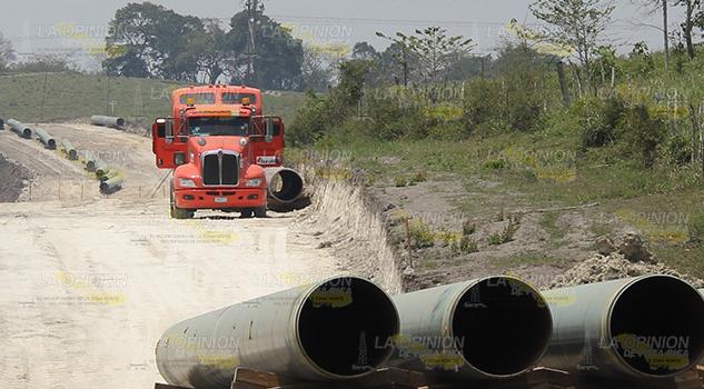 El Gasoducto Sur Texas Tuxpan Está Casi Listo