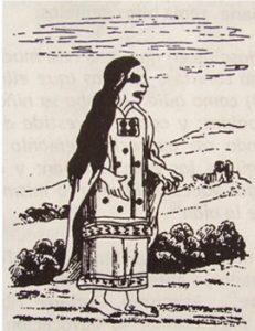 El verdadero origen de la llorona o la chocacihuatl como le llamaron los mexica