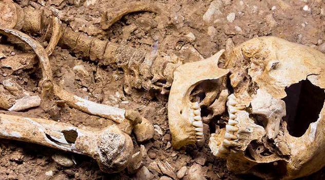 Encuentran esqueletos de monjas en el Claustro de Sor Juana
