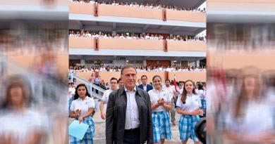 Entrega Yunes Obras Infraestructura Educativa Equipamiento Escuelas