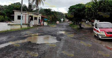 Exigen rehabilitar la vía Piedra Labrada- Cerro Azul