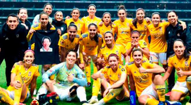 Feria de goles en Clásico Regio femenil que se lleva Tigres