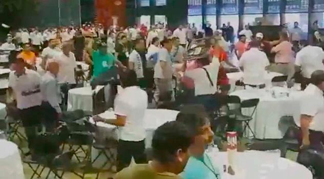 Foro Educativo Convocado AMLO Guerrero Acaba Sillazos