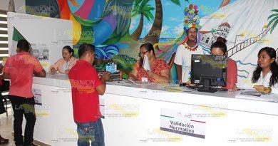 Fraude cibernético con los pasaportes en Tuxpan