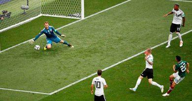 Gol de Chucky contra Alemania es analizado por la FIFA