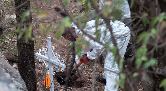 Hallan nueva fosa en Tlajomulco reportan 6 cuerpos