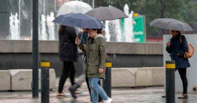 Huracán 'Willa' y bajas temperaturas afectarán al país