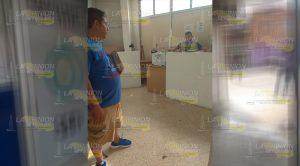 Inconformidades por suspensión de licencias en Tuxpan