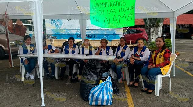 Instalan centro de acopio en Coatzintla
