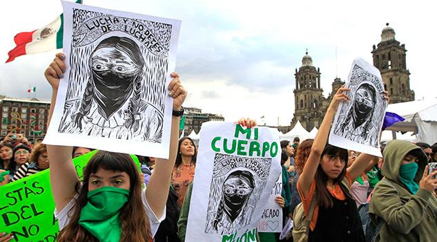 Izquierda mexicana busca despenalizar el aborto sin un proyecto de ley único