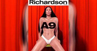 Kim Kardashian posa desnuda y revela todo sobre su vida sexual