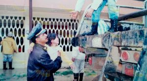 LOS BEBÉS DE 1999