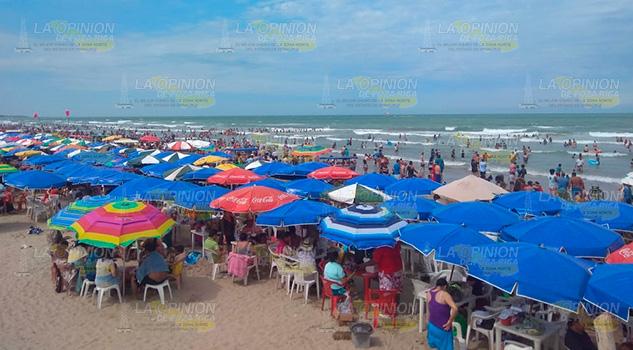 Llega el turismo a través de agencias de viaje