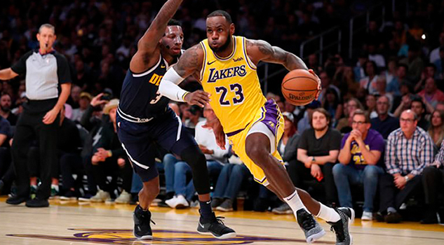 Los Angeles Rindió LeBron James Agridulce Debut