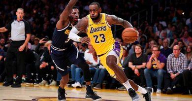 Los Angeles Rindió LeBron James Agridulce Debut