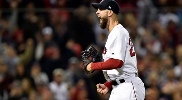 Los Red Sox vencen a Astros y emparejan serie