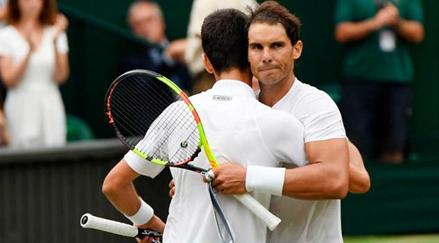 Nadal y Djokovic se jugarán el número 1 ATP en París-Bercy
