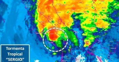 Octubre mes con más ciclones tropicales México