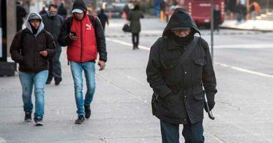 Otra vez vienen los fríos en el país no cesarán las lluvias