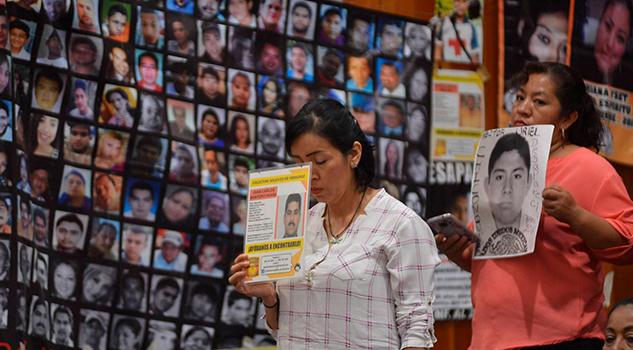 Peña Nieto crea sistema de búsqueda de desaparecidos a 53 días de dejar el cargo