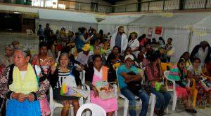 Ponen en marcha Feria de la Salud en Coatzintla