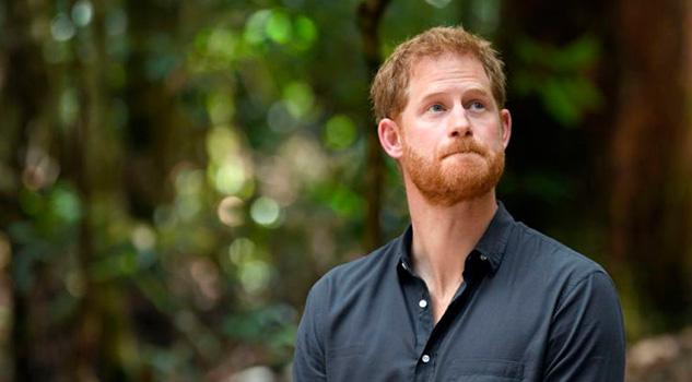 Príncipe Harry revela su preferencia para el sexo de su primer bebé