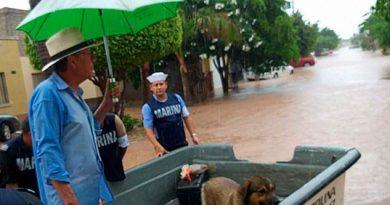Prevén que huracán 'Willa' toque tierra entre Sinaloa y Nayarit