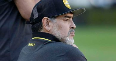 Que Messi No Regrese Argentina Maradona